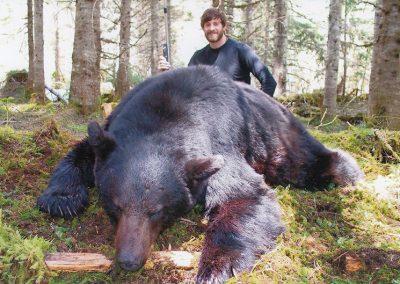 Spring Black Bear Hunts in BC