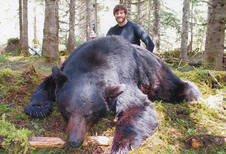 Spring Black Bear Hunts in BC