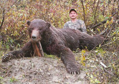 Hunting with McGregor River Outfitters