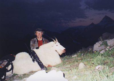 Mountain Goat Hunting