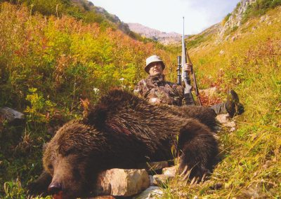 Grizzly Bear Hunt